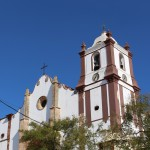 eglise facade silves algarve sud portugal
